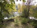 Přírodní památka nedaleko obce Běleč nad Orlicí