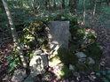 Pomník Gustav Leichner.