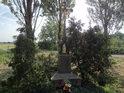 Křížek u Holáseckých jezer.