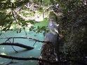 Přírodní rezervace mezi obcemi Starý Kolín a Záboří nad Labem