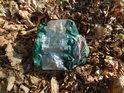 Odpadky se může pochlubit nejedno chráněné území.
