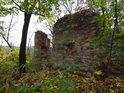 Na sever od chráněného území nalezneme v lese ukryty pozůstatky zříceniny Neulust.