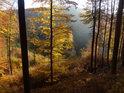 Pekelně krásné údolí Olešenky.