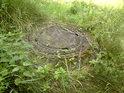 Dekl kanalizační šachty občas najdeme i v chráněném území.