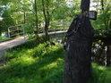 Dřevořezba snad přestárlé sovy.