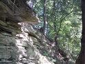 O stabilitě takových malých skalních útvarů bychom mohli úspěšně pochybovat, o jejich dočasné kráse ovšem nikoliv.