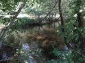 Řeka Svratka protéká chráněným územím Svratka, jak jednoznačné, asi dotyčný úředník měl své dny.