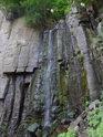 Vodopád na Vrkoči se nachází na Podlešínském potoce.