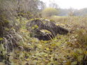 Maurský mostík v miniatuře vznikl zajisté bez úmyslu, aby to něco podobného byť jen připomínalo.